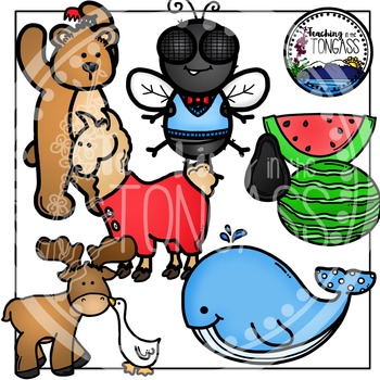 moose clipart teaching resources teachers pay teachers rh teacherspayteachers com