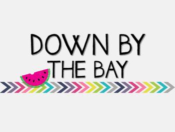 Down by the Bay Lyrics