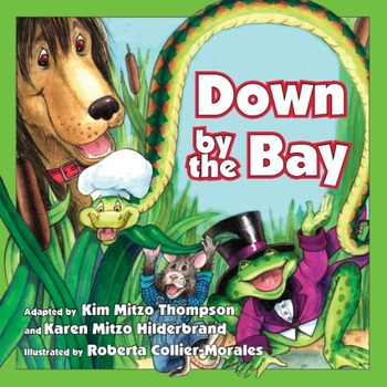 Down by the Bay Read-Along eBook & Audio Track