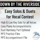 Down by the Riverside - Easy Solos & Duets for Vocal Conte