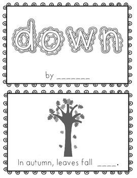 Down~ emergent reader