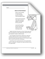 Down in the Orchard (Nonfiction article and poem)