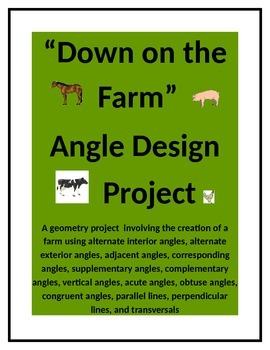 Down on the Farm Angle Project