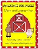 Down on the Farm Centers for Math & Literacy