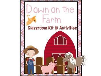 Class Decor Kit and First Week Activities