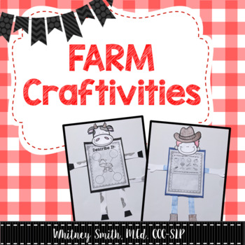 Down on the Farm Craftivity