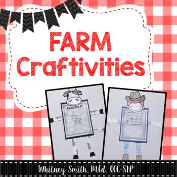 Down on the Farm Craftivity