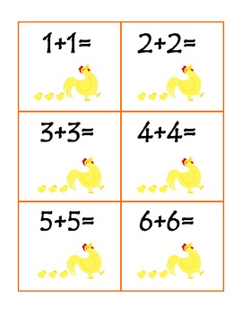 Down on the Farm Math Center Packet--EIGHT CENTERS!