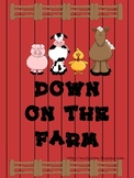 Down on the Farm Take Home Pack