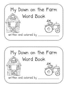 Down on the Farm: Write the Room!
