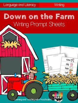 Down on the Farm Writing Prompts