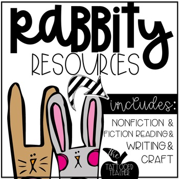 Easter Bunny Poem Teaching Resources   Teachers Pay Teachers