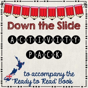 Down the Slide - Ready to Read New Zealand