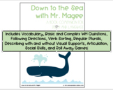 Down to the Sea with Mr. Magee - A Story Companion