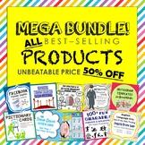 50% OFF MEGA BUNDLE! Download ALL Best-Selling Products!