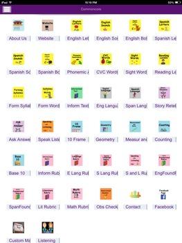 Download a Kindergarten Common Core Assessment App