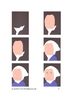 Downloadable George Washington Cut and Paste Pattern Packet