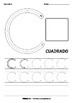 [Spanish] ABC Tracing Worksheets – Uppercase