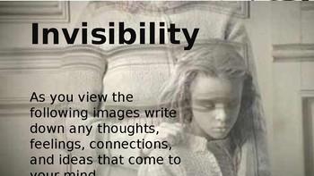 Downsiders Pre Reading Invisibilitiy
