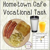 VOCATIONAL SKILL Hometown Cafe