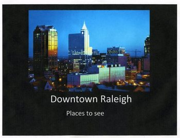 Visitors' Guide to Raleigh, NC