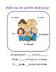 Doy gracias por- Thanksgiving Spanish activity packet