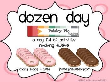 MATH: Dozen Day- A Math Celebration of the Number 12