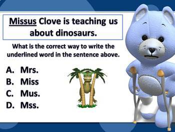 Abbreviations PowerPoint Lesson
