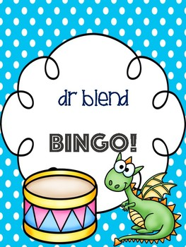 Dr Blend Bingo [10 playing cards]