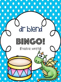 Dr Blend Bingo Freebie [5 playing cards]