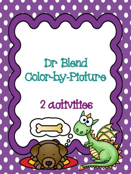 Dr Blend Color-by-Picture