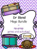 Dr Blend Mega Bundle! [11 no-prep games and activities]