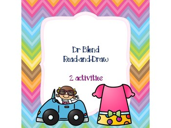 Dr Blend Read-and-Draw