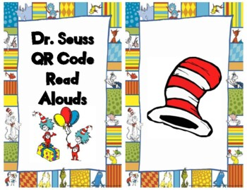 Dr. Seuss Bundle: QR Code Read Alouds and Rhyming Book (Read Across America)