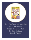 Dr. Carbles Is Losing His Marbles! Weird School #19 Chapter Questions