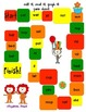 Dr. Cat Activities: Rhyming, Numbers, Reading, Graphing, and More!