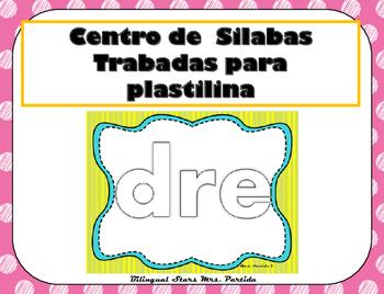 Dr Centro de Silabas Trabadas Grupos Consonanticos StationsBilingual Mrs.Partida