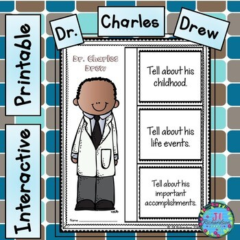 Dr. Charles Drew Writing