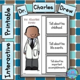 Dr. Charles Drew Writing Black History Month Writing Project ESL