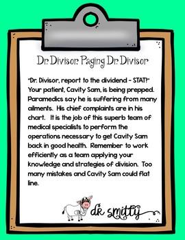Dr. Divisor