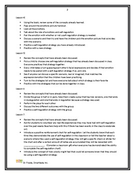 Dr. Fraida: Self Regulation Program 2