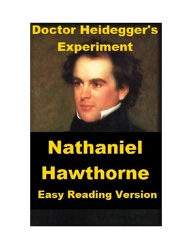 Dr. Heidegger's Experiment - Easy Reading Version and Mp3