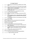 Dr Heideggers Experiment Guided Reading Worksheet Crossword & Wordsearch