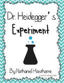 Dr. Heidegger's Experiment PPT and Discussion Questions