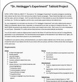 Dr. Heidegger's Experiment Tabloid Assignment