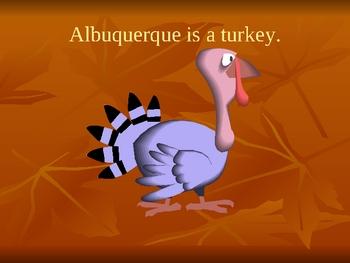 Dr. Jean Albuquerque Turkey Powerpoint