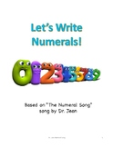 Dr. Jean Numeral Song Book