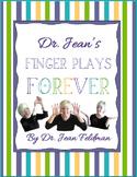 Dr. Jean's Finger Plays Forever!