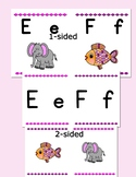 """Dr. Jean Flashcard Bundle for """"Who Let the Letters Out?"""""""