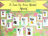 "Dr. Jean's Big Action Alphabet~""Alphardy"""